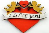 Валентинки - магніти та сувеніри