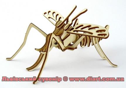 Комар тридешка
