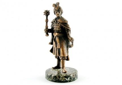 Б. Хмельницкий - статуетка з олова