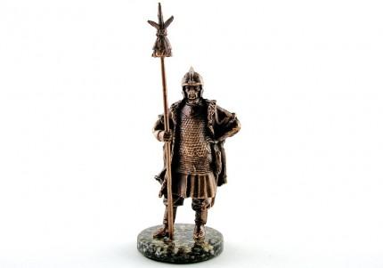Польский гусар - статуетка з олова