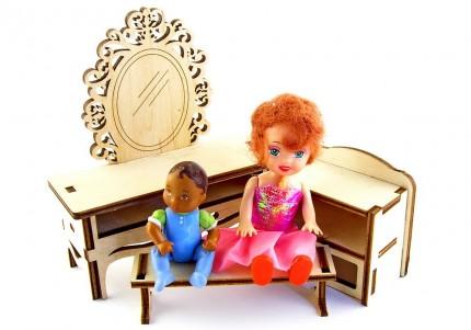 Будуар - лялькові меблі