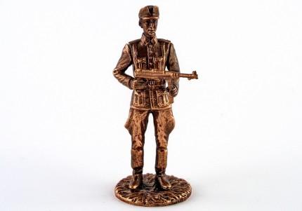 Чатовий УПА - статуетка з олова