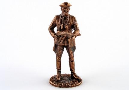 Майор УПА - статуетка з олова