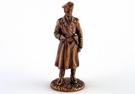 Роман Шухевич - статуетка з олова